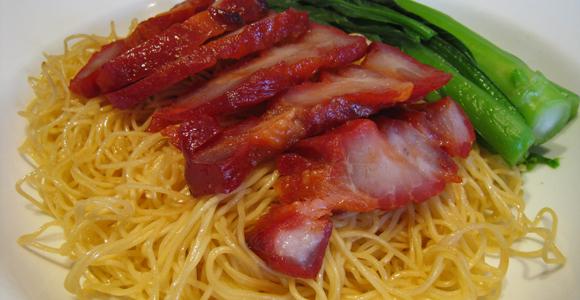 Hong Kong Style Roast Pork